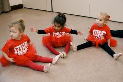 Online Toddler Dance Class