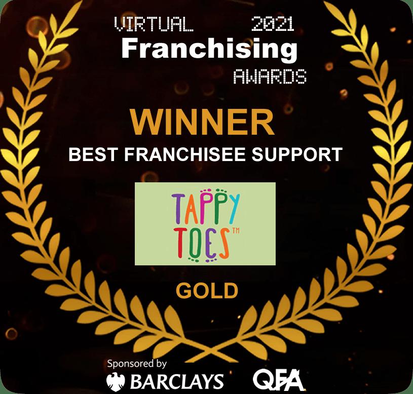 Franchising award winners